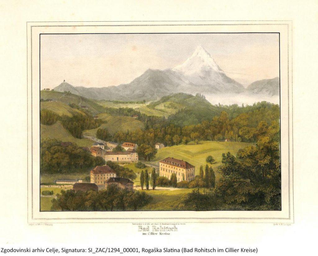 SI_ZAC/1294_00001, Roga¨ka Slatina, 1820, Artist: